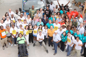 Miami Heat visit Haiti